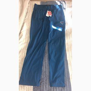 Guess x J Balvin Blue Track Pants
